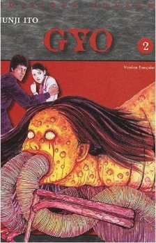 Couverture Gyo, tome 2