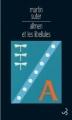 Couverture Allmen et les libellules Editions Christian Bourgois  2011