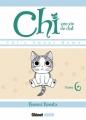 Couverture Chi, une vie de chat, tome 06 Editions Glénat (Kids) 2011