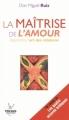 Couverture La maîtrise de l'amour Editions Jouvence 2009