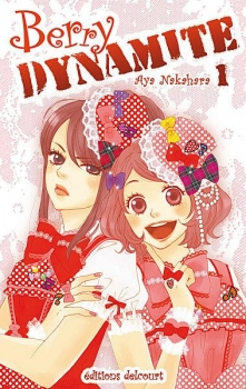 Couverture Berry Dynamite, tome 1