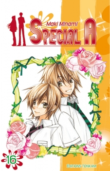 Couverture Special A, tome 16