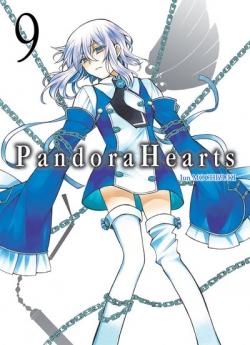 Couverture Pandora Hearts, tome 09