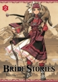 Couverture Bride Stories, tome 2 Editions Ki-oon 2011