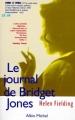 Couverture Bridget Jones, tome 1 : Le journal de Bridget Jones Editions Albin Michel 1998