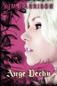 Couverture Madison Avery, tome 2 : Ange déchu