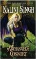 Couverture Chasseuse de vampires, tome 03 : La compagne de l'archange Editions Berkley Books 2011