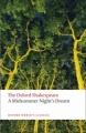Couverture Le songe d'une nuit d'été Editions Oxford University Press (World's classics) 2008