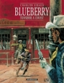 Couverture Blueberry, tome 02 : Tonnerre à l'Ouest Editions Dargaud 1993