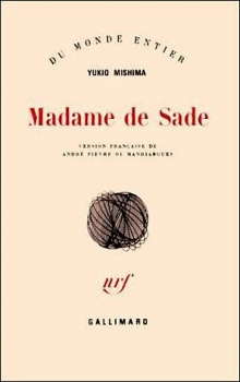 Couverture Madame de Sade
