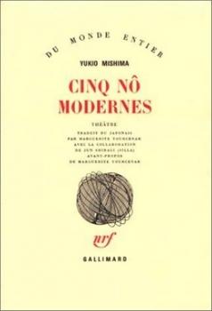 Couverture Cinq nôs modernes