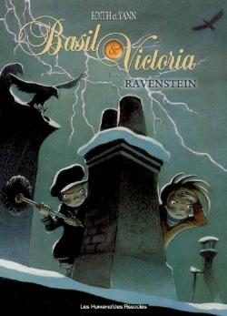 Couverture Basil et Victoria, tome 5 : Ravenstein
