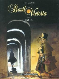 Couverture Basil et Victoria, tome 2 : Jack