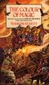Couverture Les Annales du Disque-Monde, tome 01 : La Huitième Couleur Editions Corgi 1985