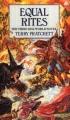 Couverture Les Annales du Disque-Monde, tome 03 : La Huitième Fille Editions Corgi 1987