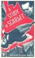 Couverture Une étude en rouge / Étude en rouge Editions Penguin books 2008