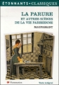 Couverture La parure et autres scènes de la vie parisienne Editions Flammarion (GF - Etonnants classiques) 2008