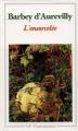 Couverture L'ensorcelée Editions Flammarion (GF) 1966