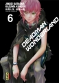 Couverture Deadman Wonderland, tome 06 Editions Kana (Dark) 2011