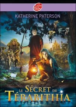 Couverture Le Royaume de la Rivière / Le secret de Térabithia