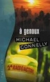 Couverture A genoux Editions France Loisirs (Thriller) 2009