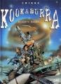 Couverture Kookaburra, tome 1 : Planète Dakoï Editions Soleil 1998