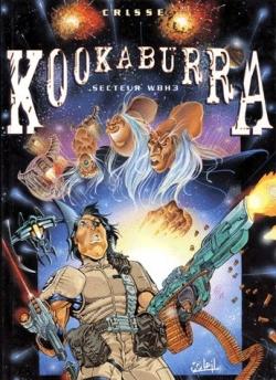 Couverture Kookaburra, tome 2 : Secteur WBH3