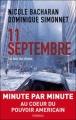 Couverture 11 septembre : Le jour du chaos Editions Perrin 2011