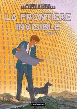 Couverture La Frontière invisible, tome 1
