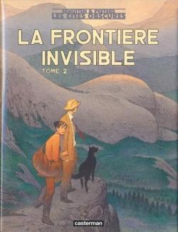 Couverture La Frontière invisible, tome 2