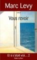 Couverture Lauren et Arthur, tome 2 : Vous revoir Editions France Loisirs 2006