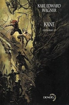 Kane, intégrale, tome 1 de Karl Edward Wagner