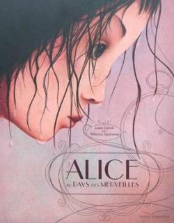 Couverture Alice au Pays des Merveilles (album)
