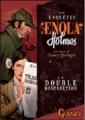 Couverture Les Enquêtes d'Enola Holmes, tome 1 : La Double Disparition Editions France Loisirs (Guanaco) 2010