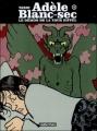 Couverture Les Aventures Extraordinaires d'Adèle Blanc-Sec, tome 02 : Le démon de la Tour Eiffel Editions Casterman (Univers d'auteurs) 2007