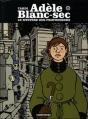 Couverture Les Aventures Extraordinaires d'Adèle Blanc-Sec, tome 08 : Le mystère des profondeurs Editions Casterman (Univers d'auteurs) 2007