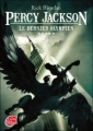 Couverture Percy Jackson, tome 5 : Le dernier olympien Editions Le Livre de Poche (Jeunesse) 2011