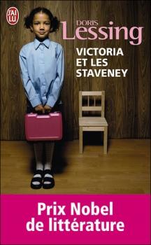 Couverture Victoria et les Staveney