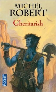 Couverture Gheritarish : Les Terres de sang