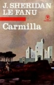Couverture Carmilla Editions Marabout (Fantastique) 1978