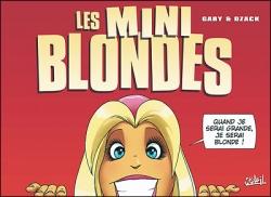 Couverture Les minis blondes
