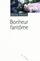 Couverture Bonheur fantôme Editions du Rouergue (La Brune) 2009