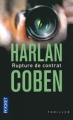 Couverture Myron Bolitar, tome 01 : Rupture de contrat Editions Pocket (Thriller) 2011