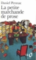 Couverture La saga Malaussène, tome 3 : La petite marchande de prose Editions Folio  1992