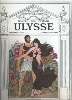 Couverture Ulysse, intégrale