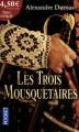 Couverture Les Trois Mousquetaires Editions Pocket 2011