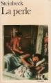 Couverture La perle Editions Folio  1993