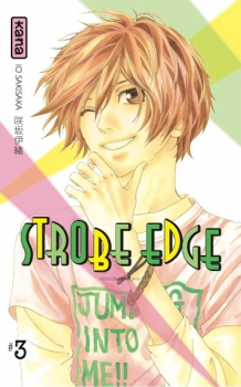 Couverture Strobe Edge, tome 03