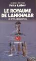 Couverture Le cycle des épées, tome 5 : Epées de Lankhmar Editions Presses pocket (Science-fiction) 1987