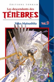 Couverture Les Descendants des Ténèbres, tome 09